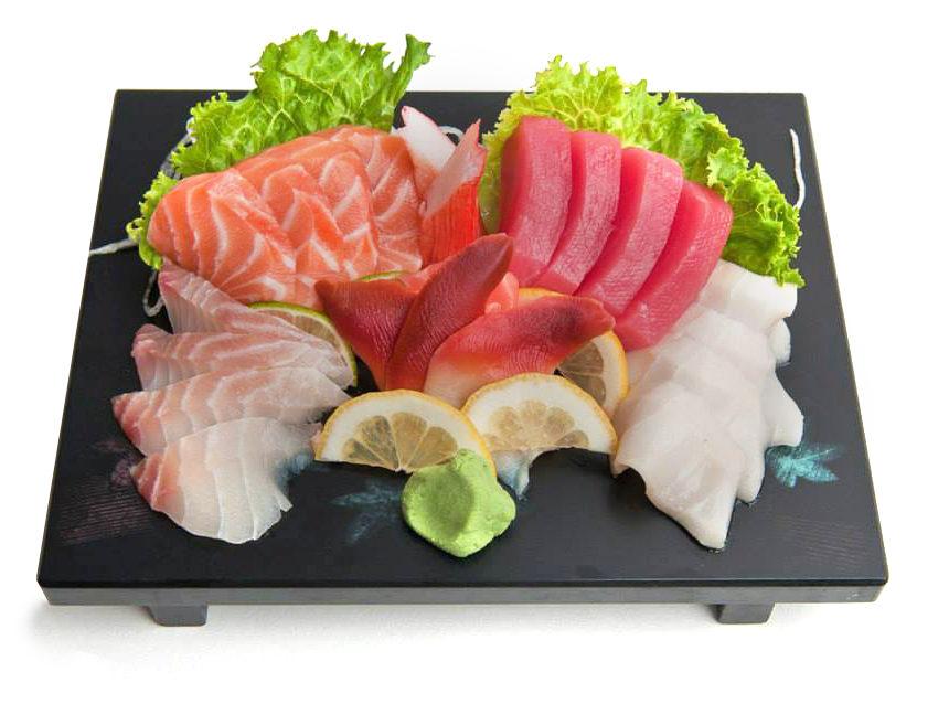 Suki Cafe Sashimi Platter