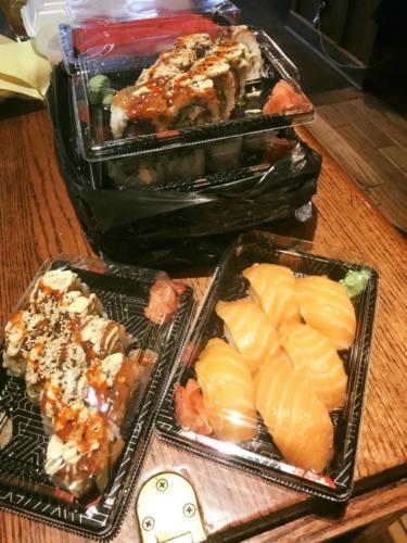 Suki Cafe Sushi 11