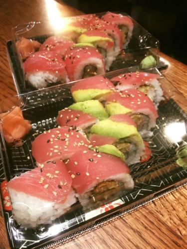 Suki Cafe Sushi 12