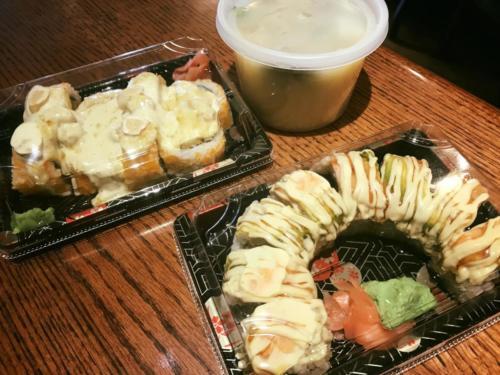 Suki Cafe Sushi 14