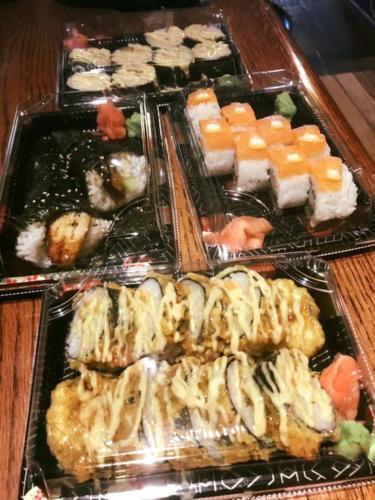 Suki Cafe Sushi 15