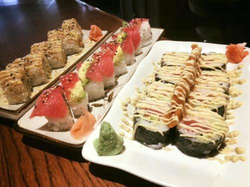 Suki Cafe Sushi 16