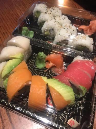 Suki Cafe Sushi 17