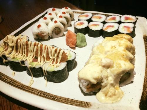 Suki Cafe Sushi 18