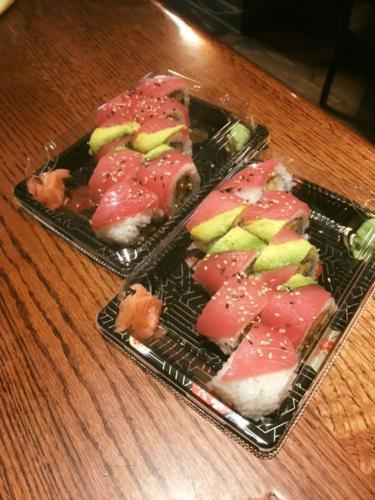 Suki Cafe Sushi 9